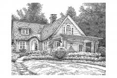 Our House - Crosby Still Nash  - Lyric Portrait Word Art Drawing